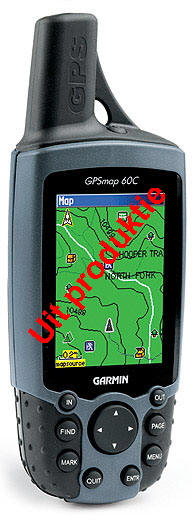 Garmin GPS Map60C